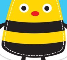 BEE VEGAN Sticker