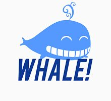 Grinning Whale! Unisex T-Shirt