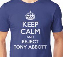 KEEP CALM REJECT ABBOTT Unisex T-Shirt