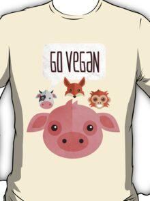 KIDS VEGAN PIGGY T-Shirt