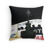 Eros at Night Throw Pillow