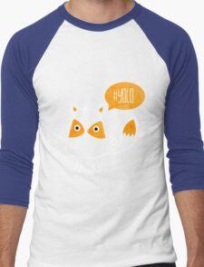 YOLO OWL Men's Baseball ¾ T-Shirt