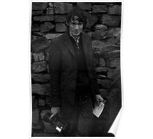 Andrew as Filmmaker # 2 - Unposed Portrait Poster