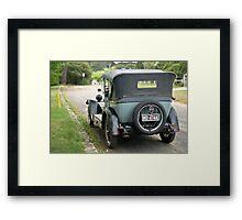 MD 4744 Framed Print