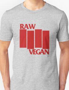 RAW VEGAN FLAG Unisex T-Shirt