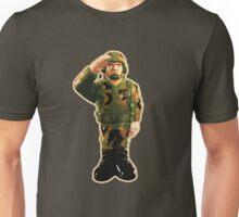 meet SGT Blarp Unisex T-Shirt