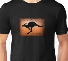 Aus Kangaroo Unisex T-Shirt