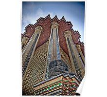 Grand Detail - Bangkok, Thailand Poster