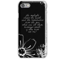 Shelley - Poetry iPhone Case/Skin