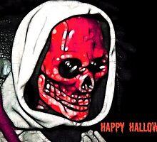 Happy Halloween by Cheryl Dunning