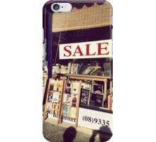 closing sale iPhone Case/Skin