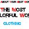 The Most Colorful Work (Clothing)