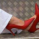 Red Shoes by b8wsa