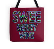 SWEE BERRY WINE Dr. Steve Brule Design by SmashBam Tote Bag