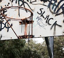 """Old Hoop"" by RePoD"