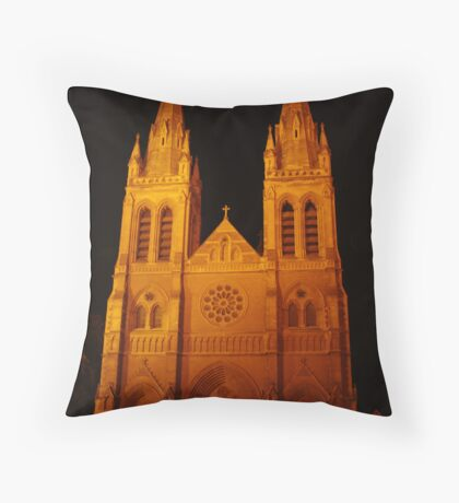 St Peters Cathederal Throw Pillow