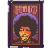 Jimi Hendrix | Fan Made Poster iPad Case/Skin