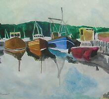 boats by sassie