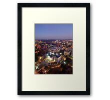 columbia, south carolina Framed Print