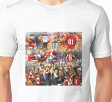 Ohio State Football 2015 National Champions Collage Unisex T-Shirt