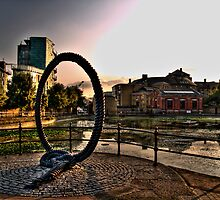 Wapping Rope by Jonathan Dower