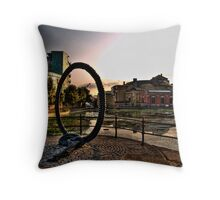 Wapping Rope Throw Pillow
