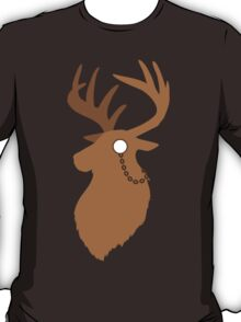Deer with a monocle T-Shirt