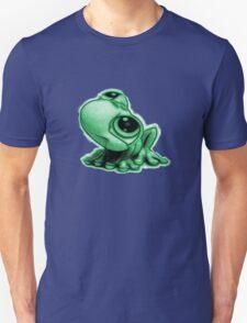 Green Little Frog T-Shirt