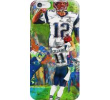 New England Patriots 2015 Super Bowl Champions Collage iPhone Case/Skin