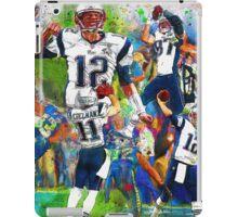 New England Patriots 2015 Super Bowl Champions Collage iPad Case/Skin