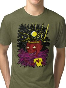 Space Dood Tri-blend T-Shirt