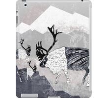 Nordic Reindeer iPad Case/Skin