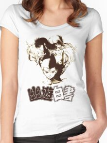 Hakusho Women's Fitted Scoop T-Shirt