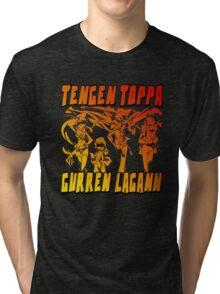 Tengen Toppa 05 Tri-blend T-Shirt