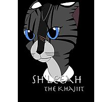 The Khajiit Photographic Print