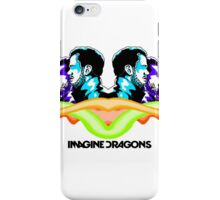 Imagine Dragons Mirror iPhone Case/Skin