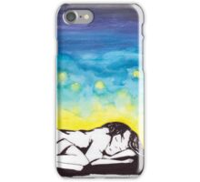 Sleep with Fireflies iPhone Case/Skin