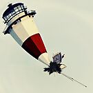 Montauk Point Lighthouse by Kristina Gale