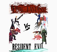Final Fantasy VS Resident Evil Unisex T-Shirt