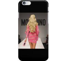MoschinoBarbie iPhone Case/Skin