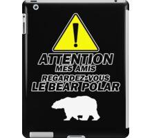 """Le Bear Polar""- Cabin Pressure iPad Case/Skin"