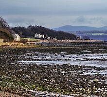 Torryburn Ness by Jeremy Lavender Photography