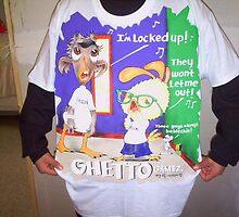 Ghetto Gamez t-shirts.  by epdoe