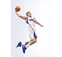 Blake Griffin Photographic Print