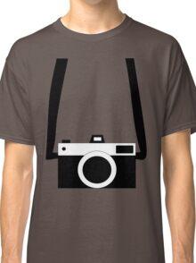 Black and White Camera  Classic T-Shirt