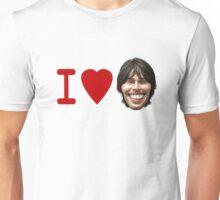 I Love Cox Unisex T-Shirt