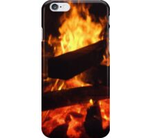 New Years Family Bonn Fire  iPhone Case/Skin