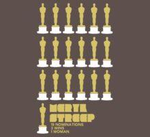 Meryl Streep's Oscar Nominations T-Shirt