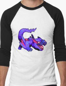 NARGACUGA Men's Baseball ¾ T-Shirt