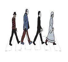 Horror Beatles by ramox90
